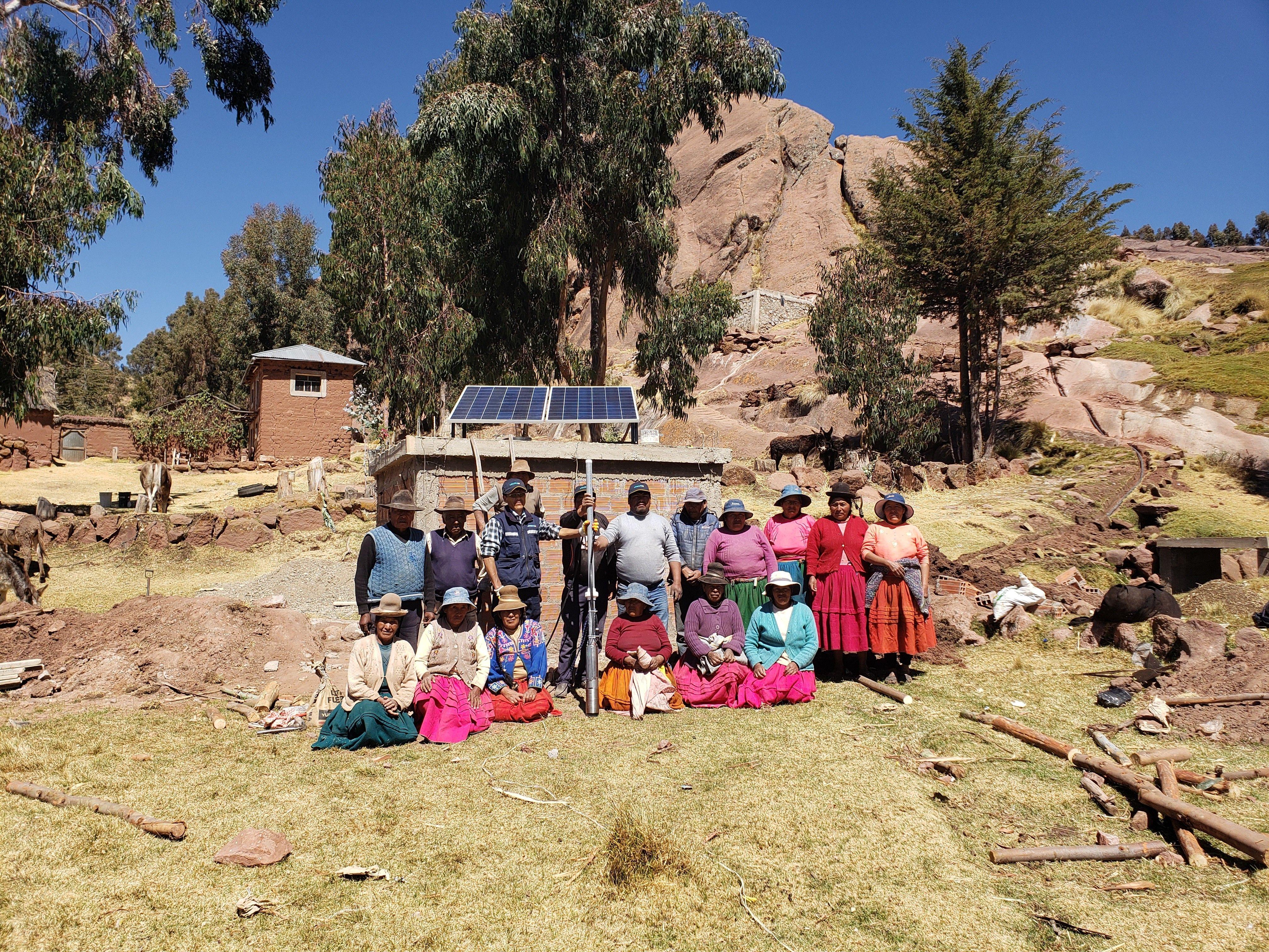 Jacha Titilaca | Peru<br/>