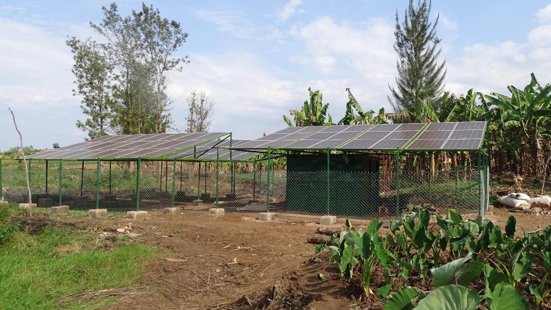 Bugesera-Rweru, Rwanda, June 2020