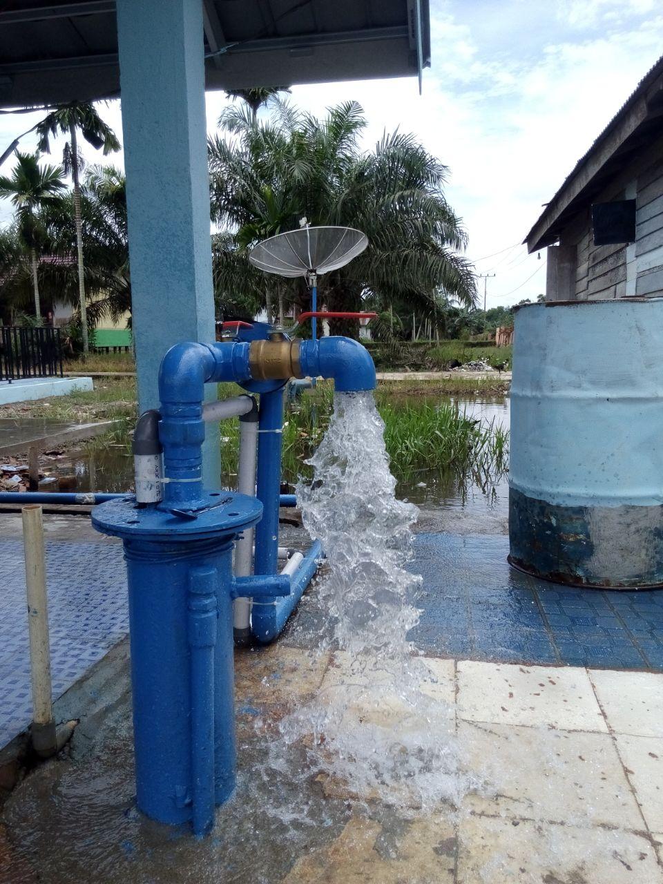 Lambur Blok A-Muara Sabak | Indonesia<br/>
