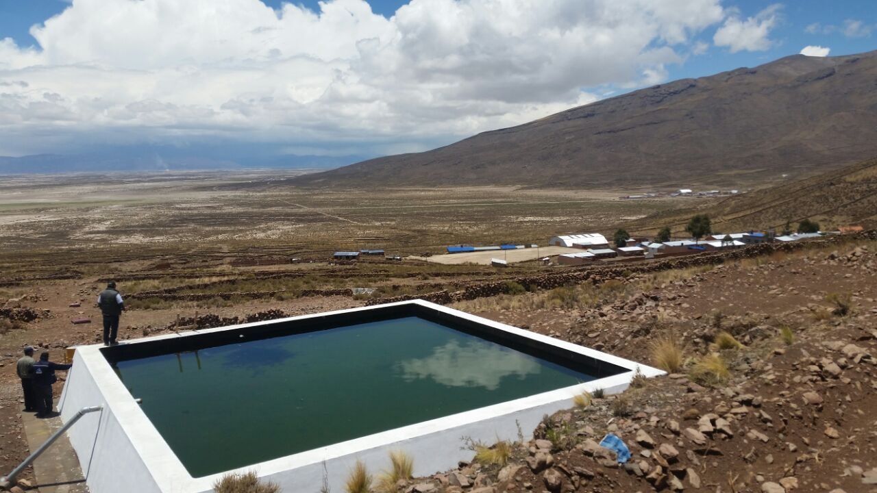 Oruro | Bolivia<br/>