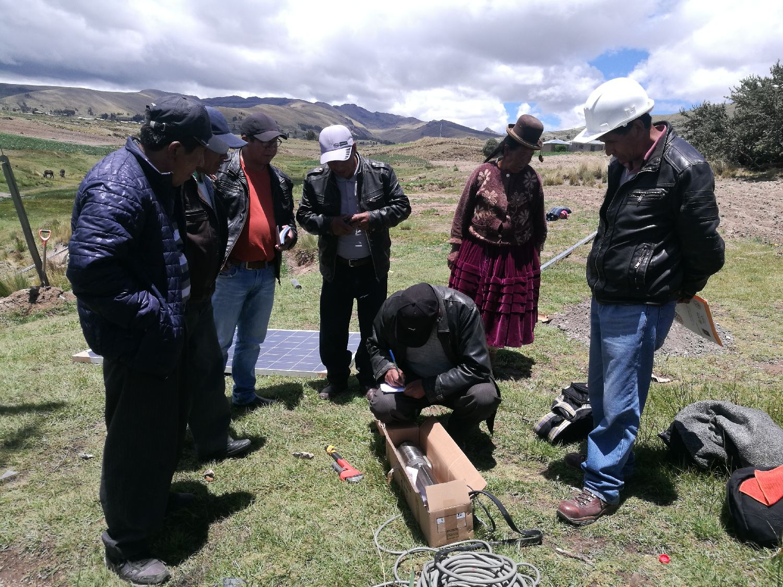 Copani/Yunguyo/Puno, Peru, December 2018