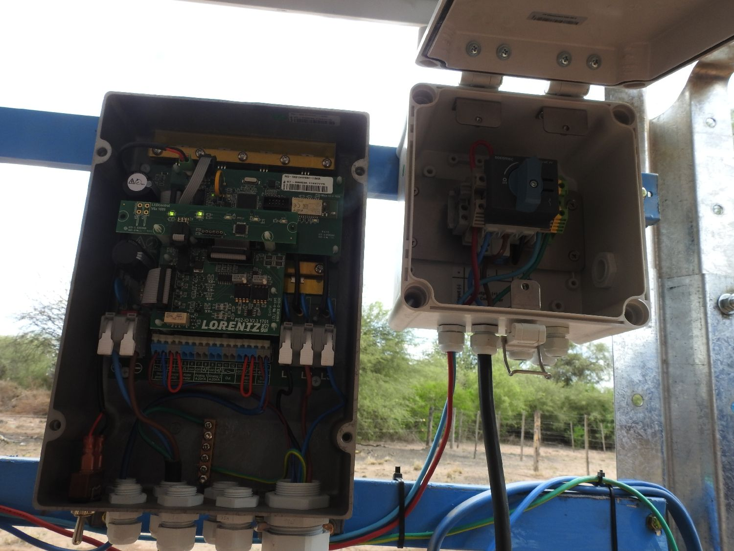 Lorentz Solar Pumping Reference In Salta Eagle Wiring Devices Philippines January 2018