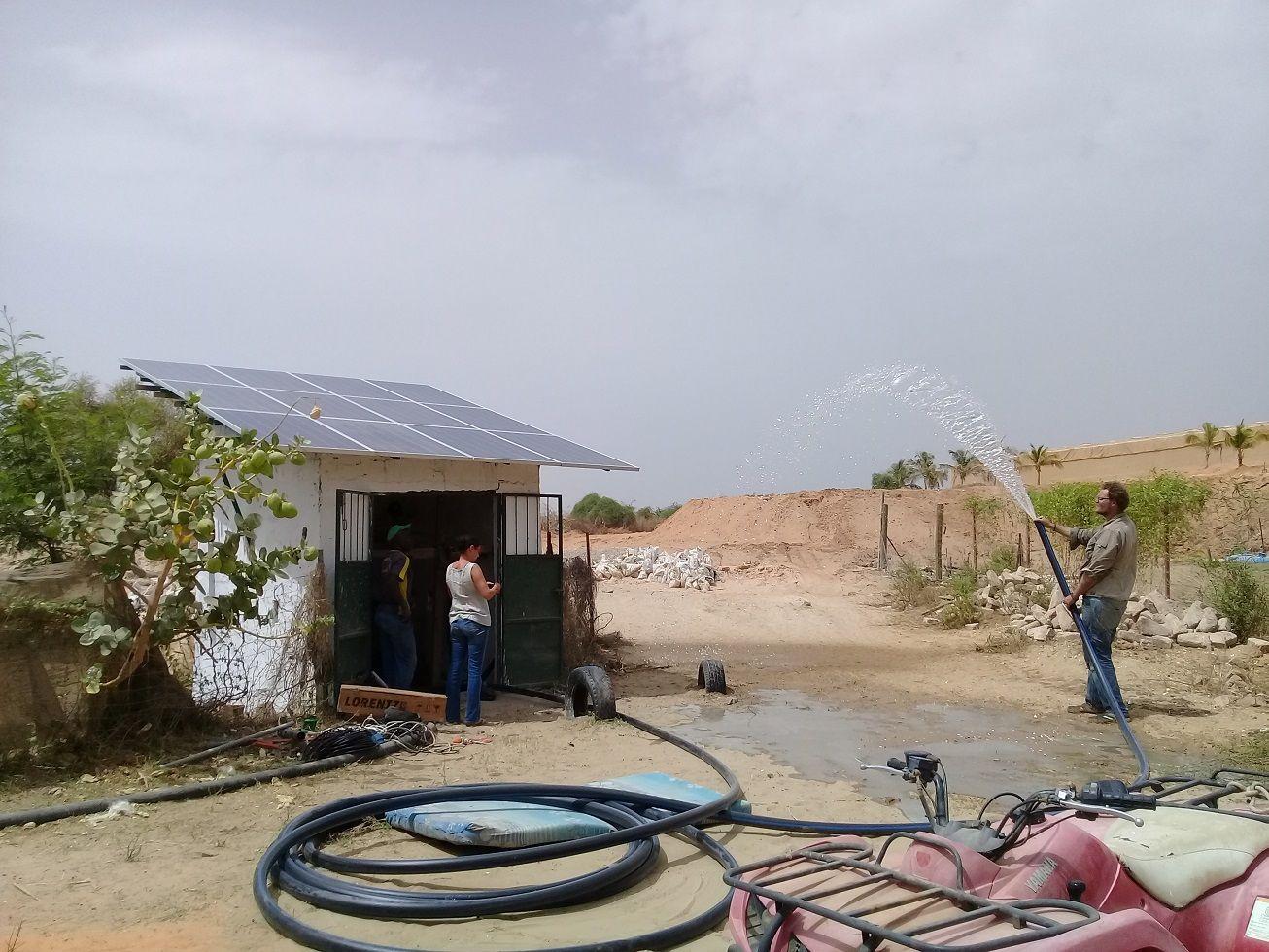 St LOUIS | Senegal<br/>