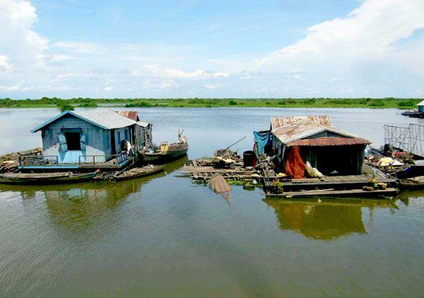 Tonle Sap Lake | Cambodia<br/>