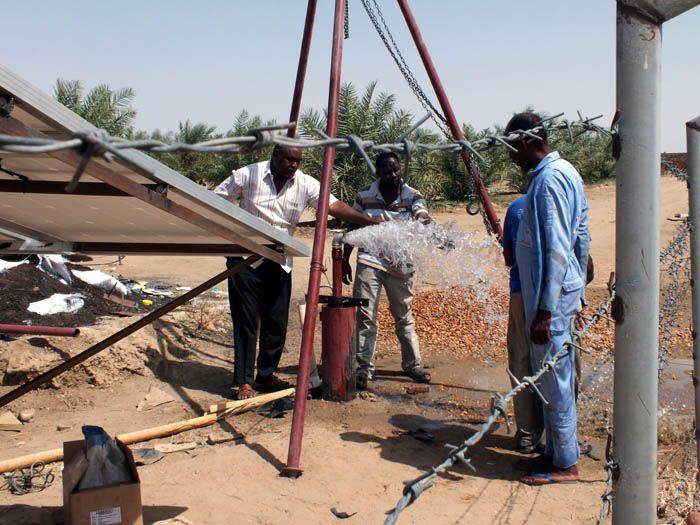 River Nile State, Sudan, May 2012