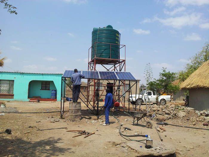 Mashonaland, Zimbabwe, January 2013