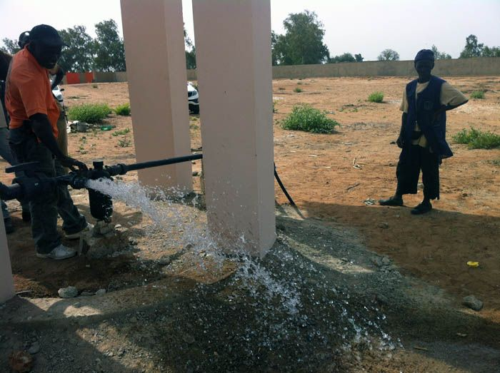 Ngaparou | Senegal<br/>