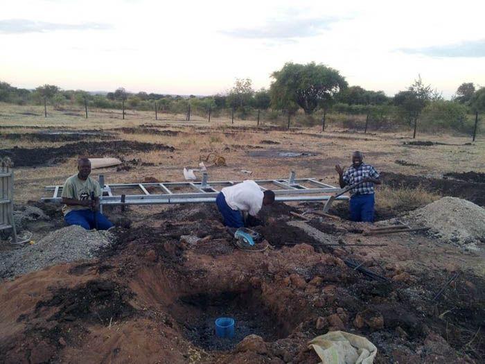 Mashonaland Central, Zimbabwe, May 2013