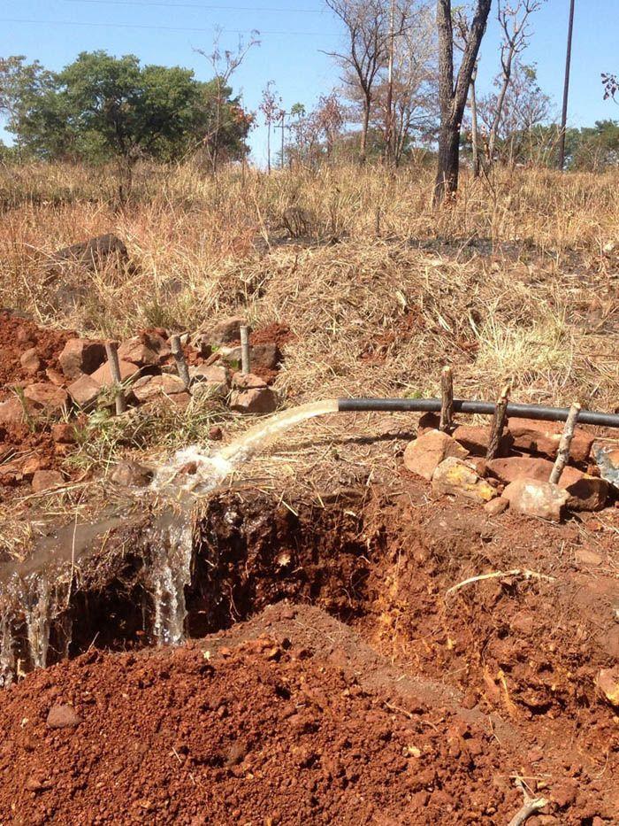 Mashonaland East, Zimbabwe, May 2013