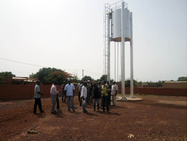 Boulkiemdé | Burkina Faso<br/>