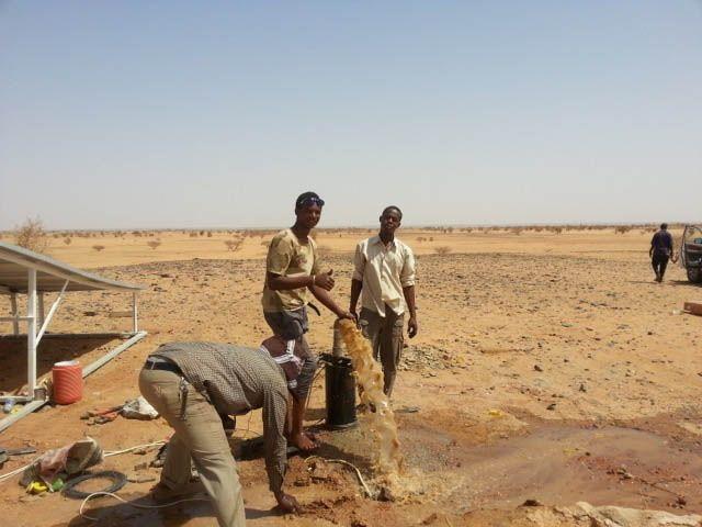 Nile State, Sudan, June 2013