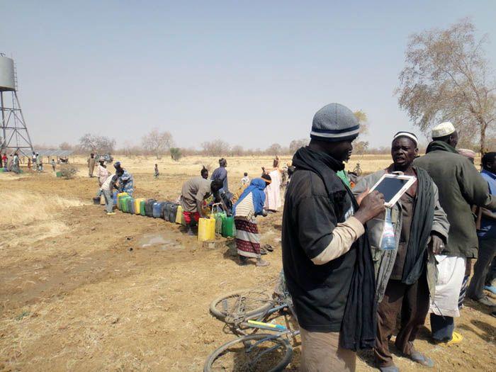 Mopti, Mali, September 2013