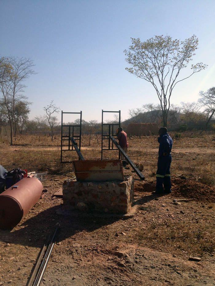 Mashonaland, Zimbabwe, September 2013
