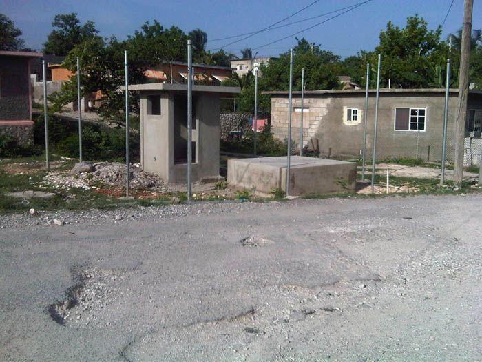 Saint Catherine, Jamaica, December 2013