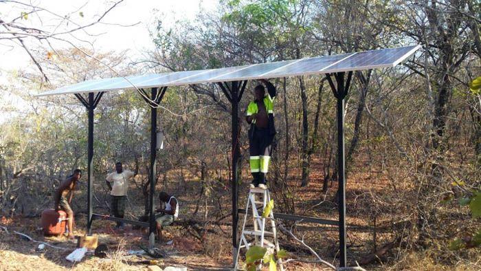 Matabeleland North, Zimbabwe, February 2015