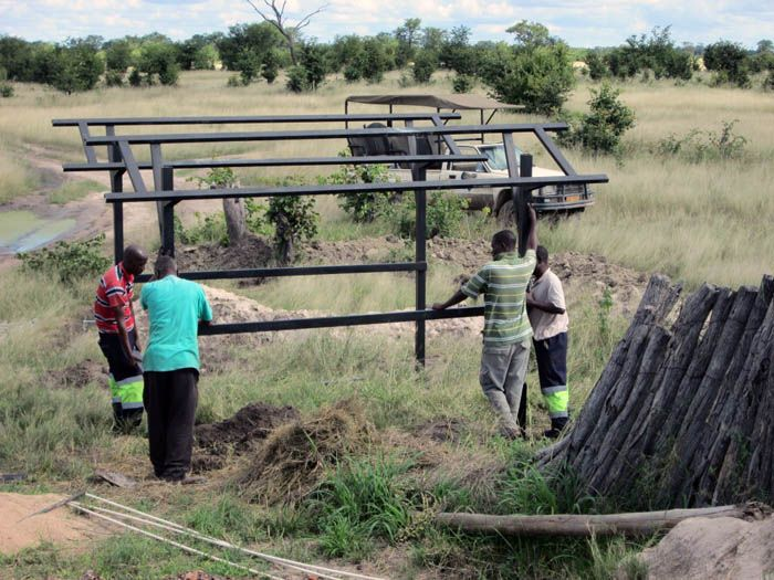 Matabeleland North, Zimbabwe, May 2015