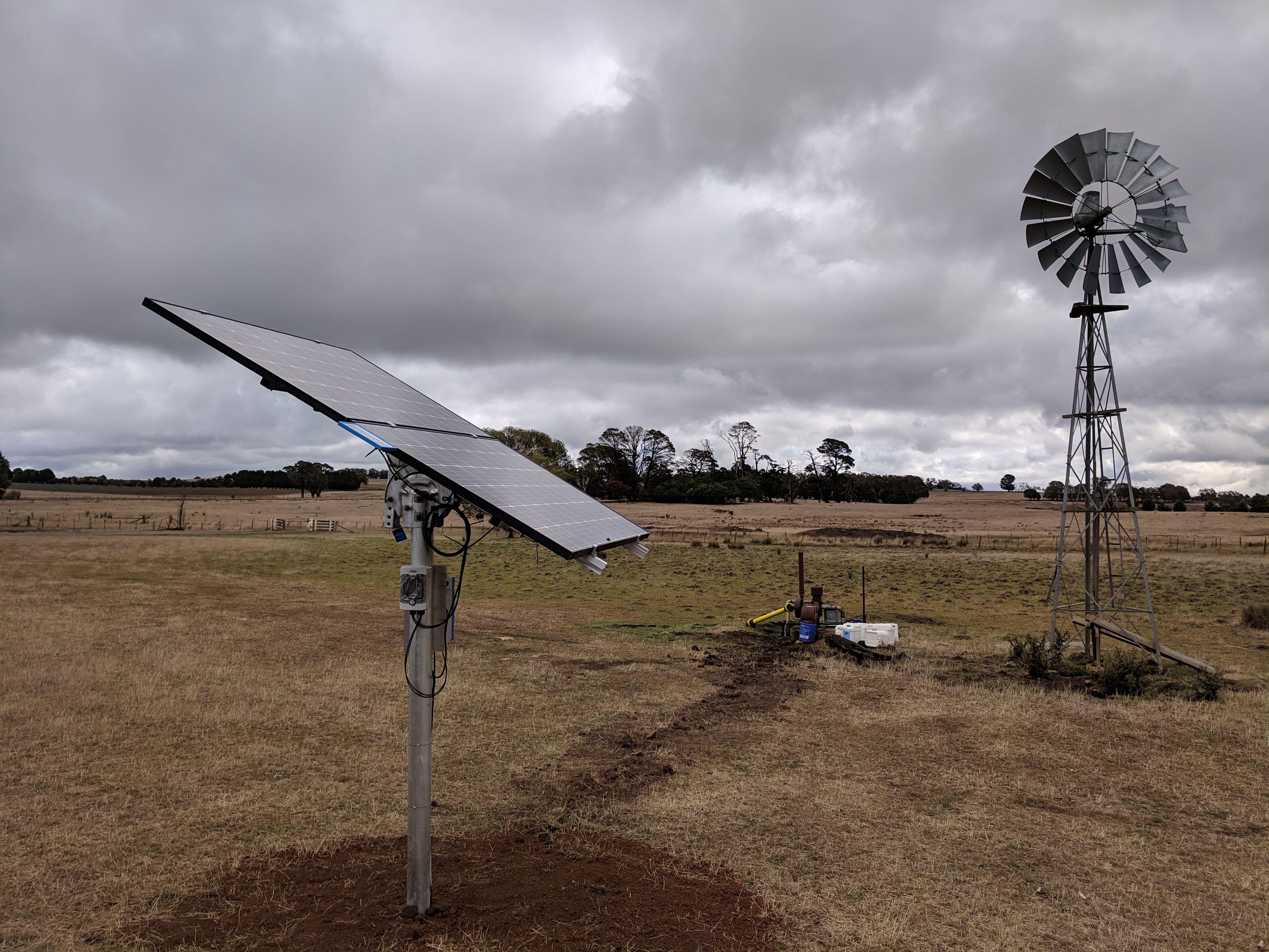 Yalbraith, Australia, March 2019