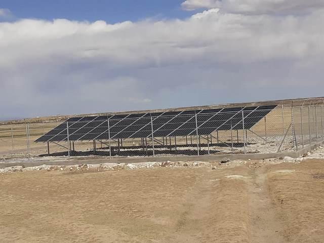 Pampa Aullagas, Bolivia, September 2019