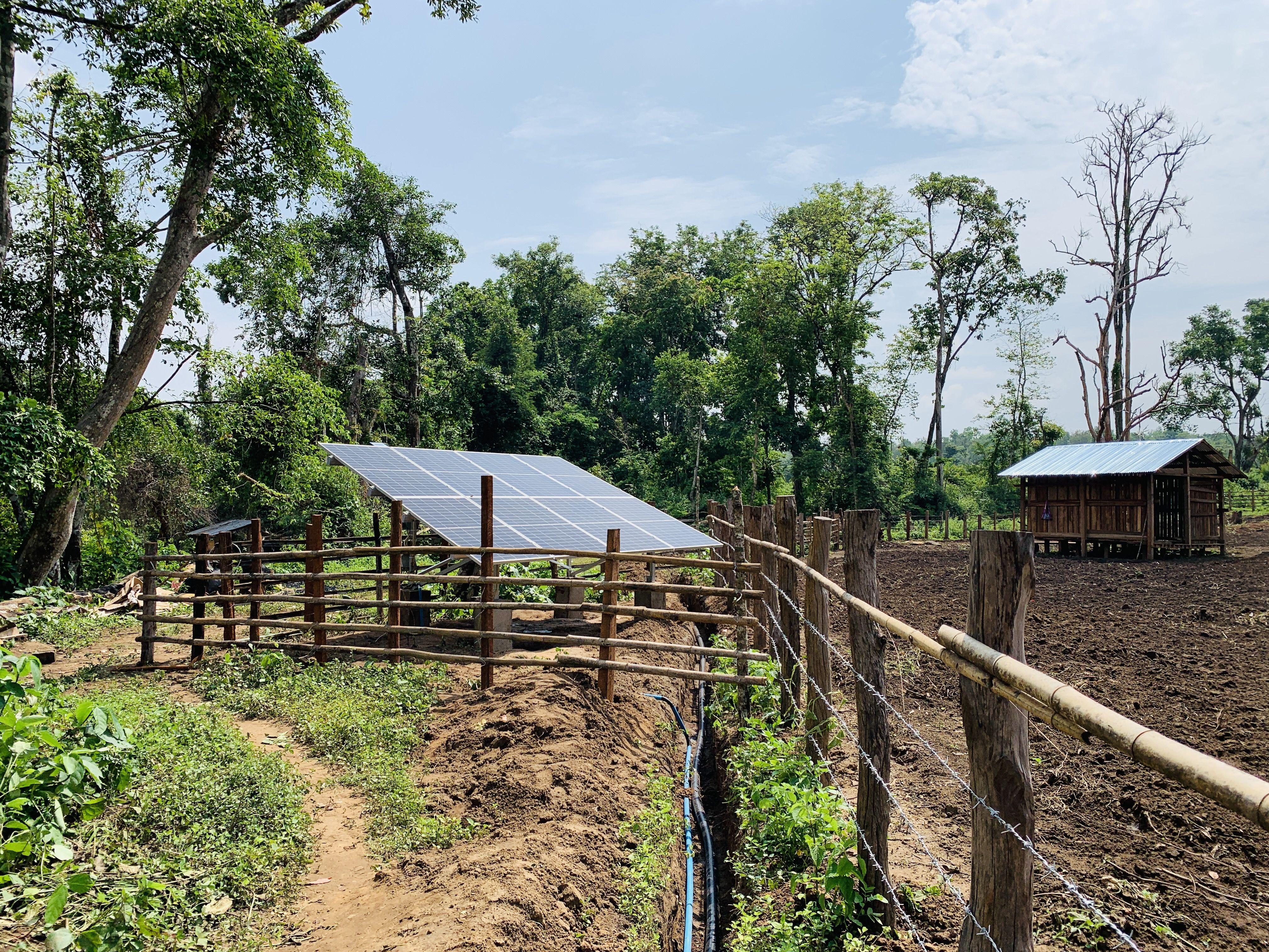 Kyain Kham Village, Nansang Tsp, Myanmar, June 2021