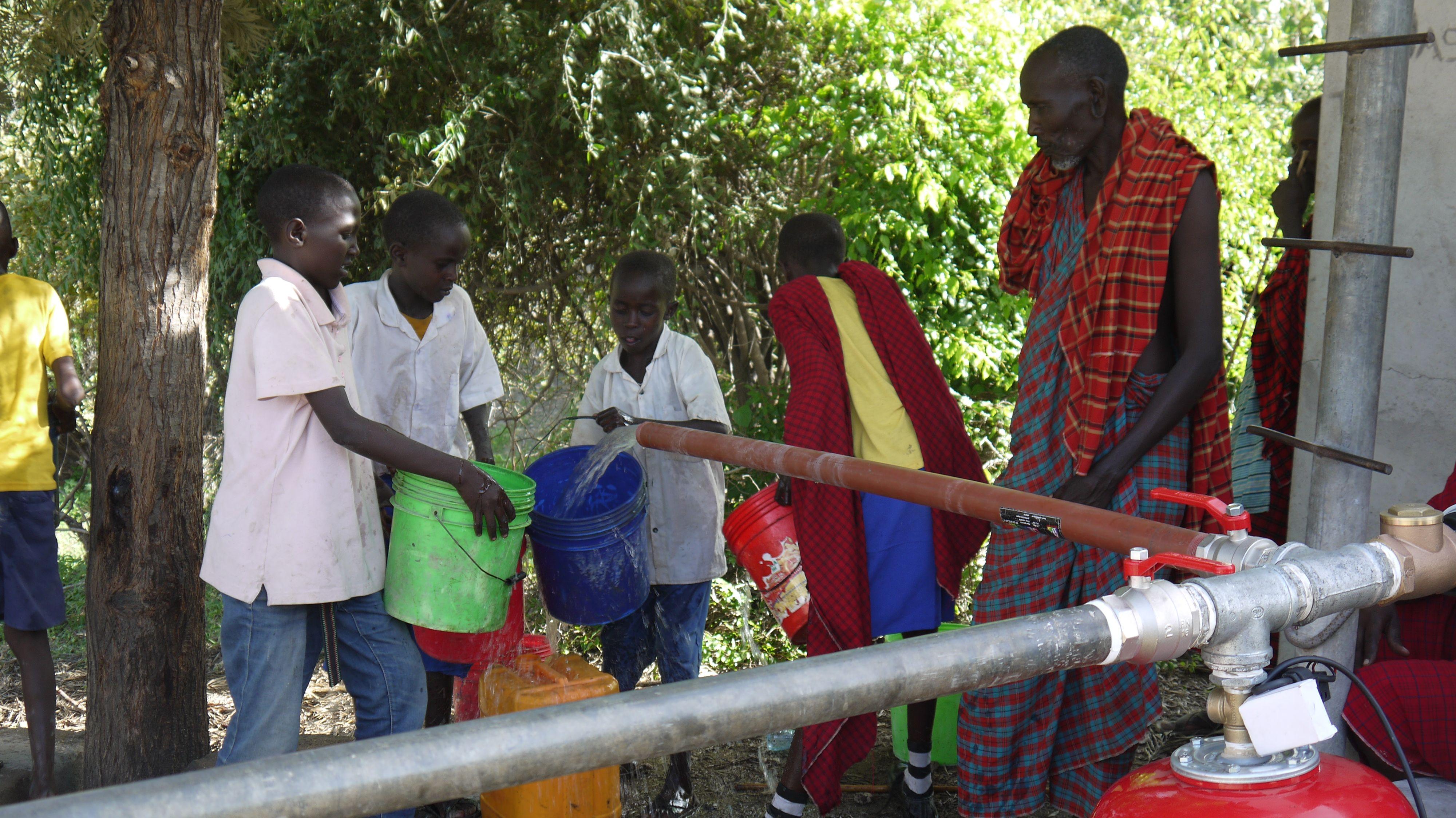 Ndedo Village Maasai Steppe | Tanzania<br/>