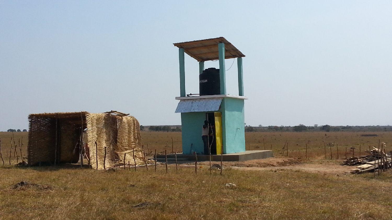 Ngan-Ha, Cameroon, December 2014