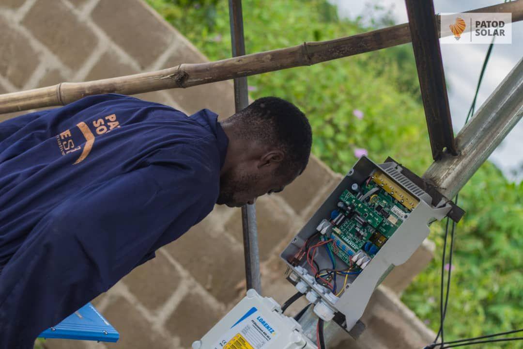 SAGAMU | Nigeria<br/>