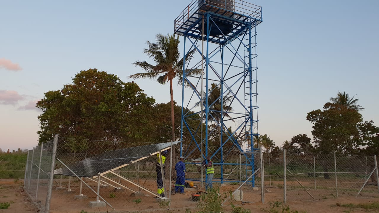 Mozambique, October 2018