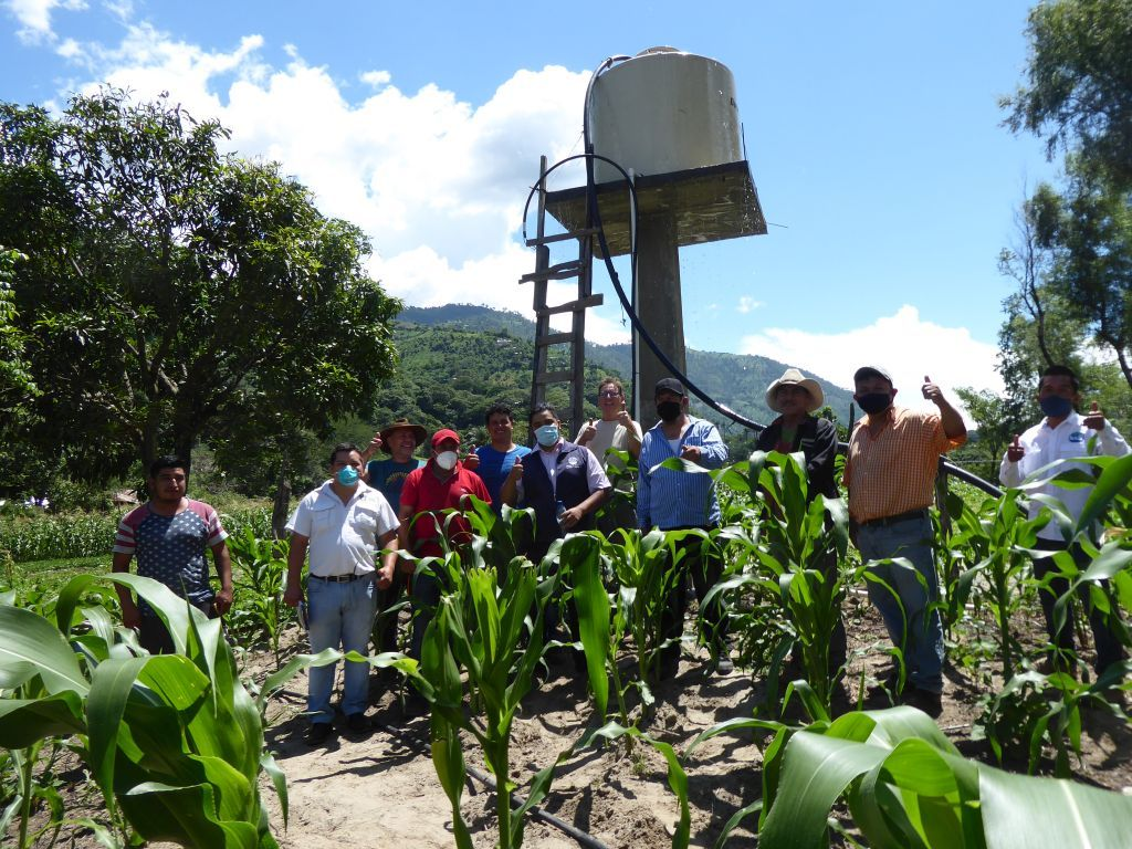 Mujabal Cuilco | Guatemala<br/>