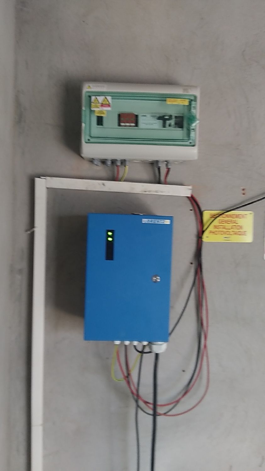 LORENTZ Solar Pumping reference in Douar El Houch