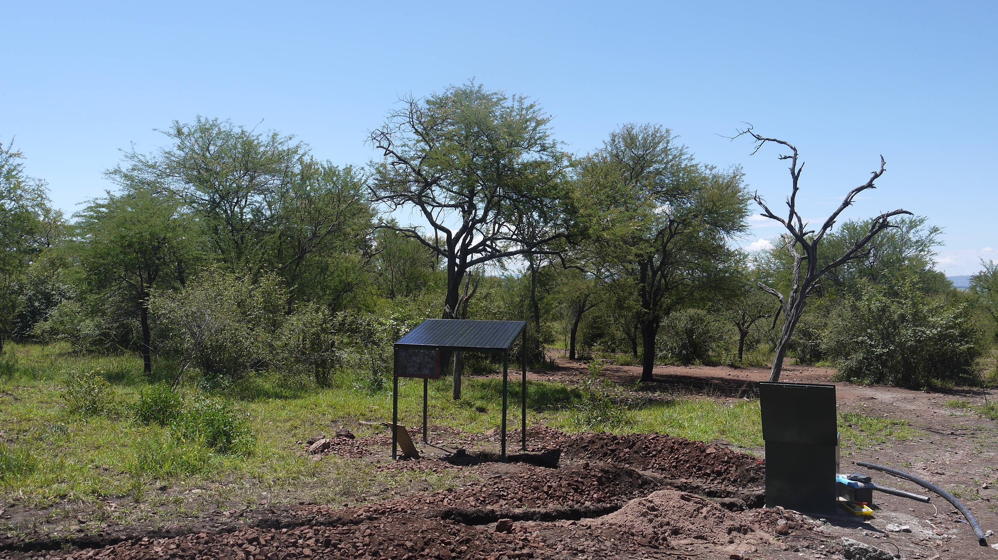 Rhino Sanctuary, Tanzania, February 2017