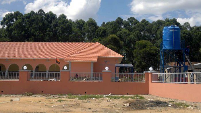 Huambo Escola | Angola<br/>
