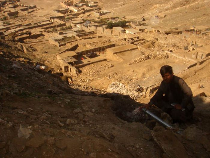 Konar, Afghanistan, December 2013