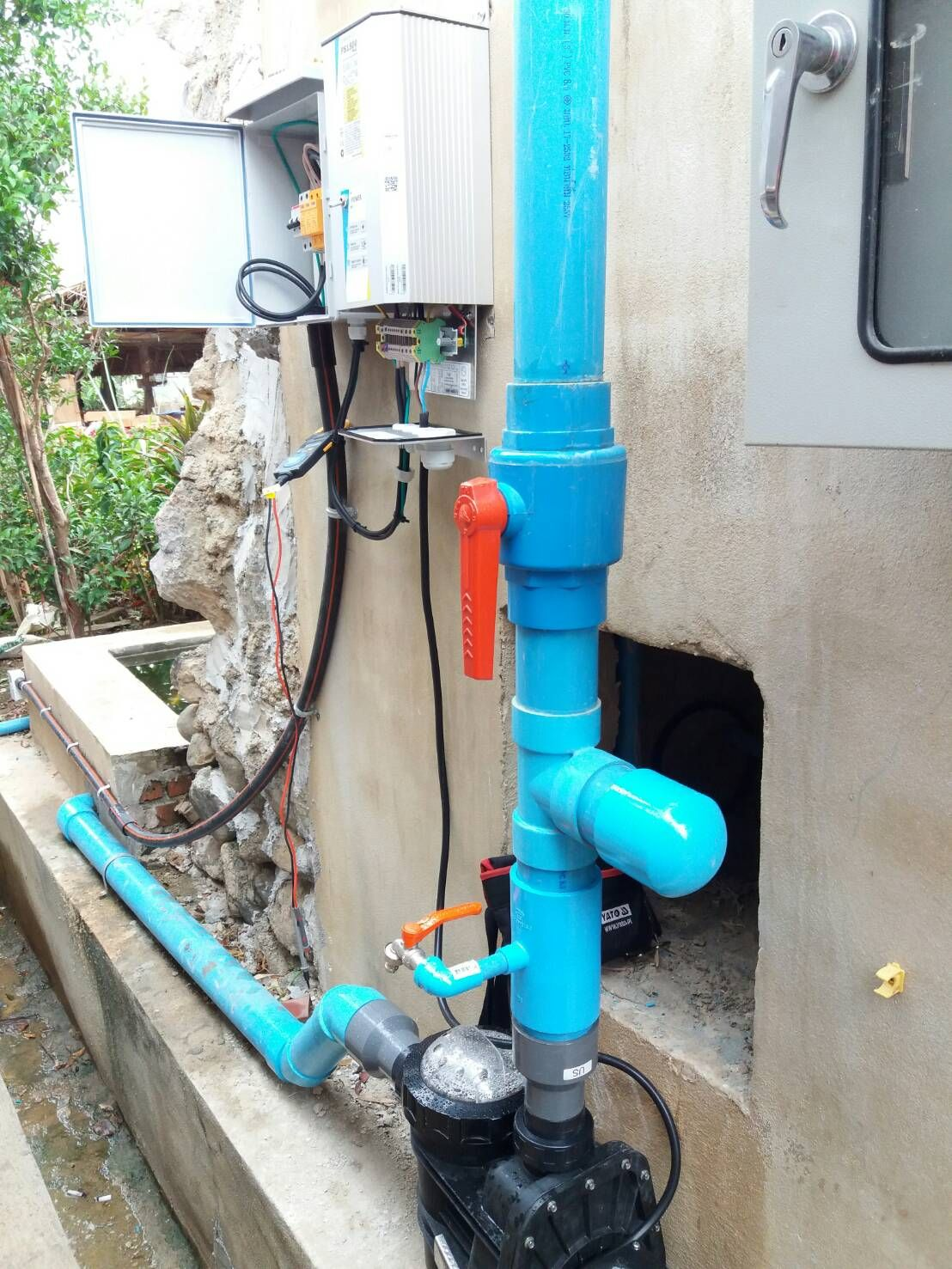 LORENTZ Solar Pumping reference in Tachilek